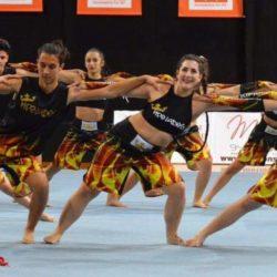 Ξεχωριστή ελληνική παρουσία στο ασιατικό πρωτάθλημα ρυθμικής γυμναστικής